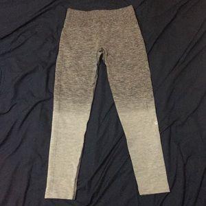 Lululemon Balance and Resist leggings A1